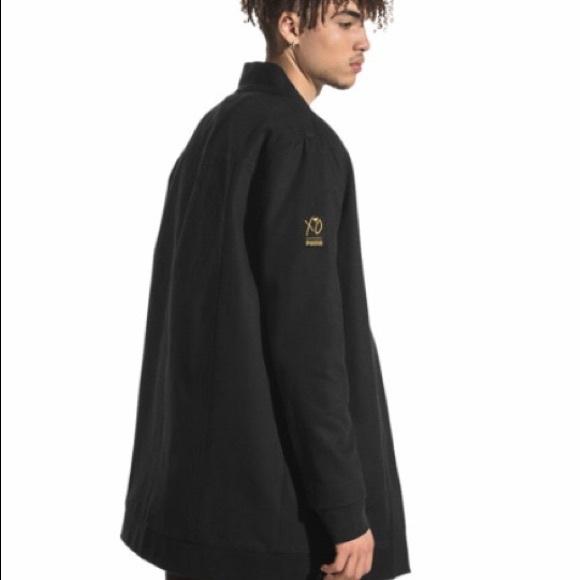 5f0d1dacf8fe Puma x XO Kimono men s jacket. Black. Brand New
